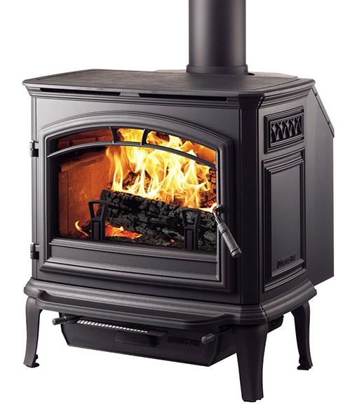 シンプルな中に極意あり! 薪ストーブの上手な焚き方【その3】
