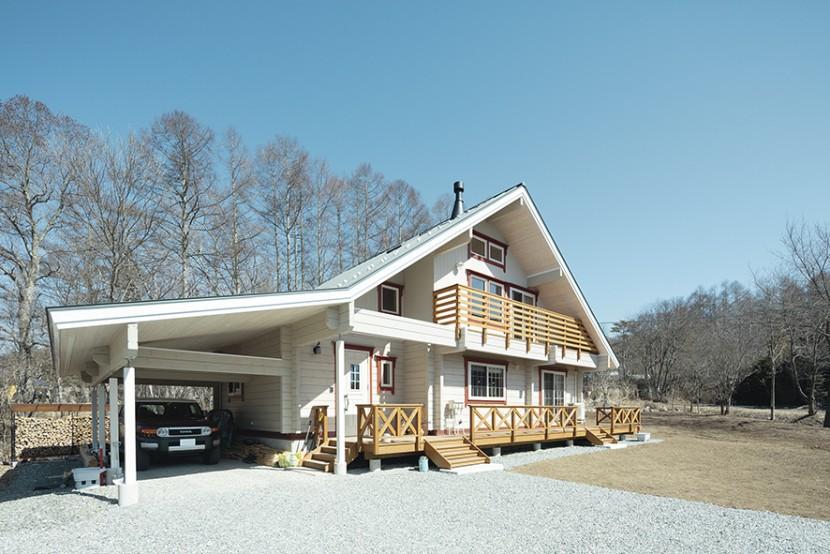 【退職後に地方移住】愛知から長野県原村へ。自然豊かな八ヶ岳の麓で充実した暮らしを楽しむ